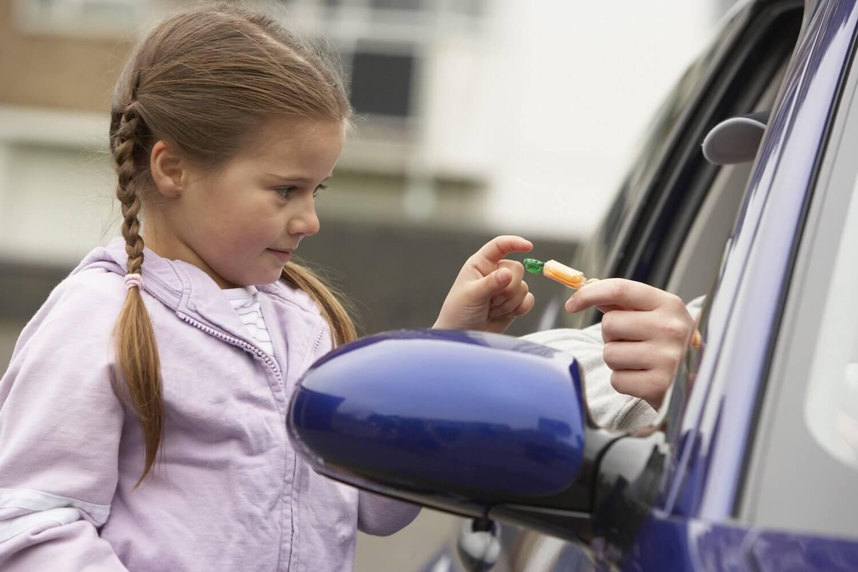 Как обезопасить детей от возможных посягательств