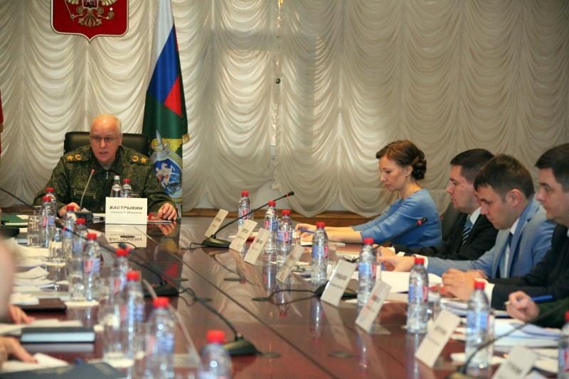 В Следственном комитете РФ состоялось межведомственное совещание по вопросам разработки единого алгоритма розыска пропавших детей