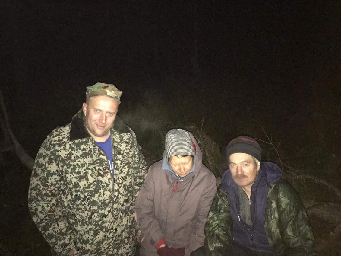 О поиске Павловых Евгения и Ольги в Конаковском районе