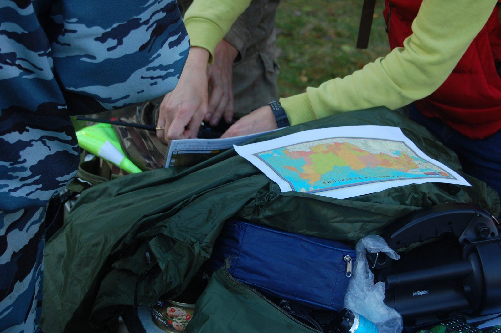 В Бежецке состоялось обучающее мероприятие для волонтеров отряда