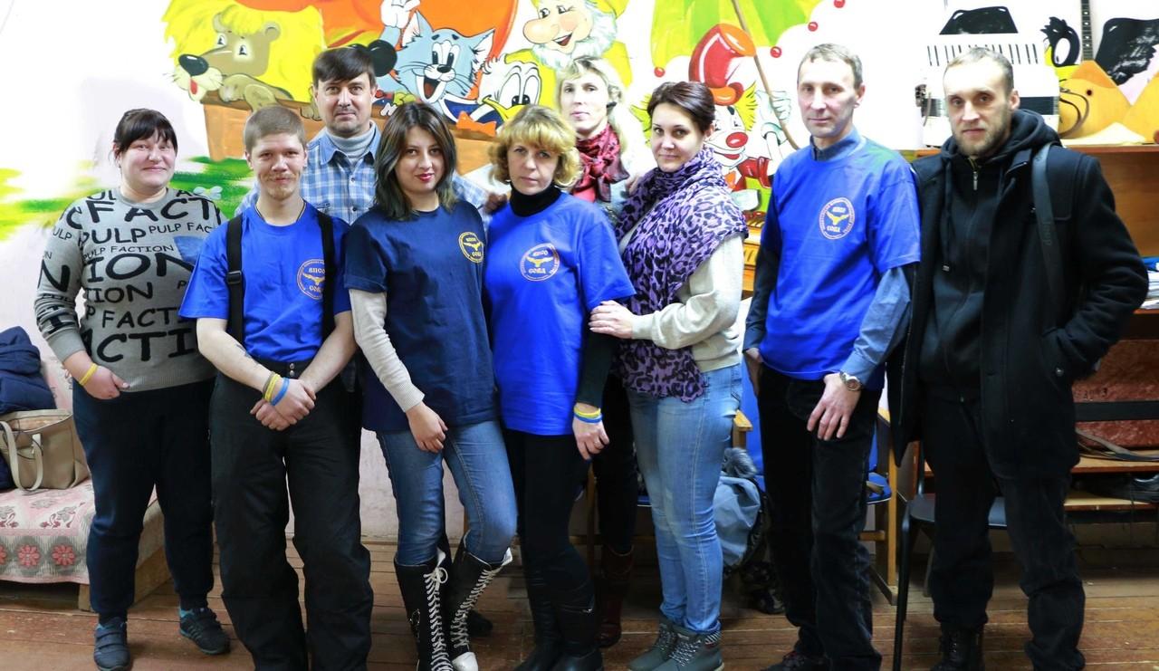Состоялось ознакомительное обучающие мероприятие для волонтеров ВПСО