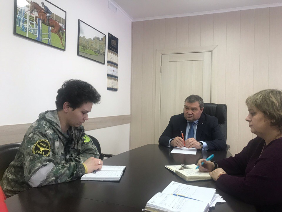 Администрация Конаковского района поможет волонтерам в поисках пропавших