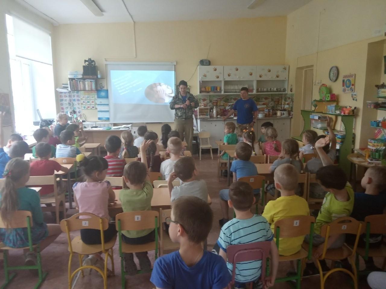 Профилактика в МБДОУ №1 города Конаково
