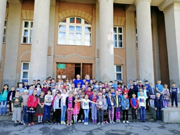 Профилактика в начальной школе №6 города Бежецка