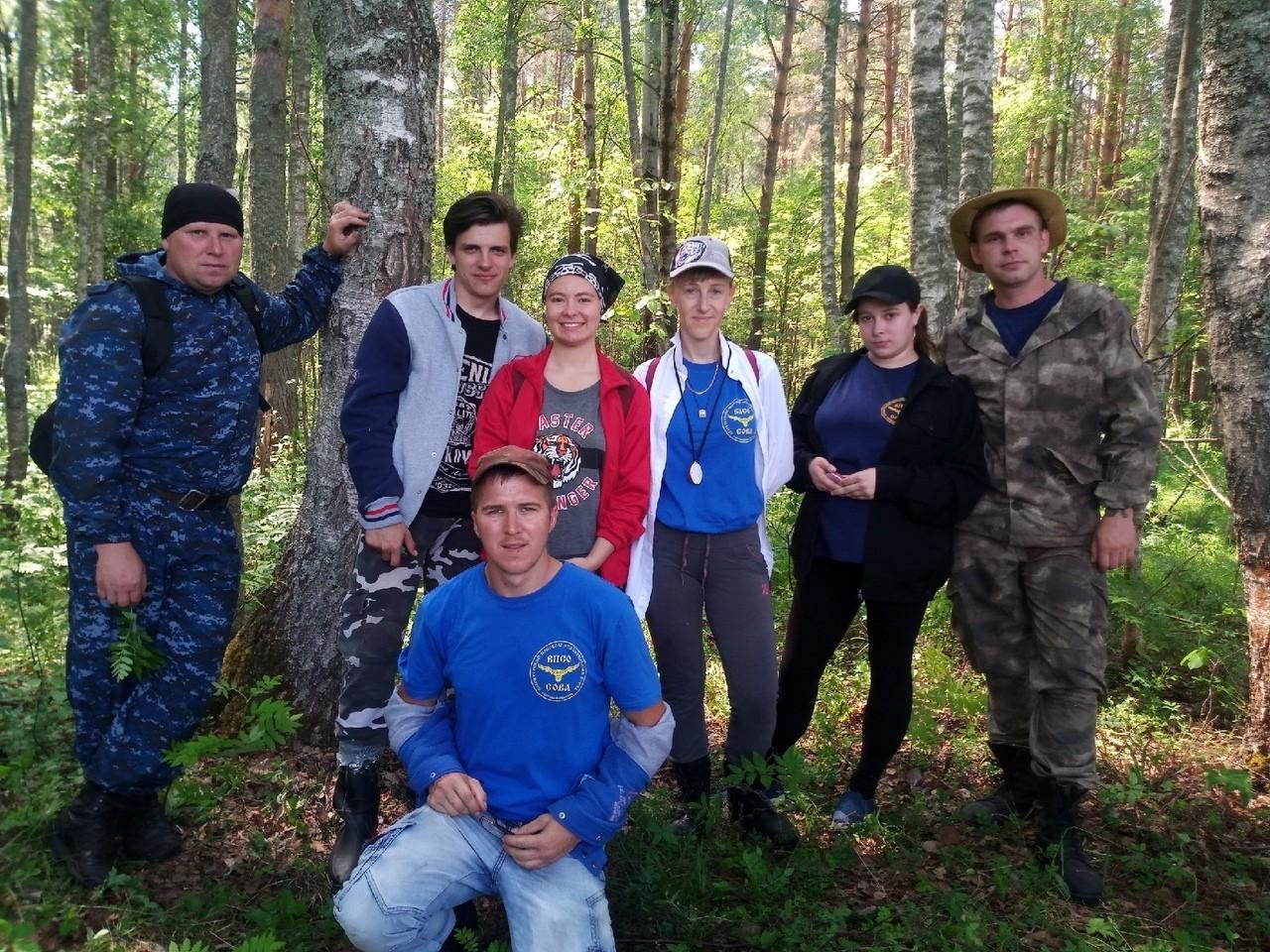Учения в Кашинском районе