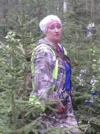 Людмила Ванюшина