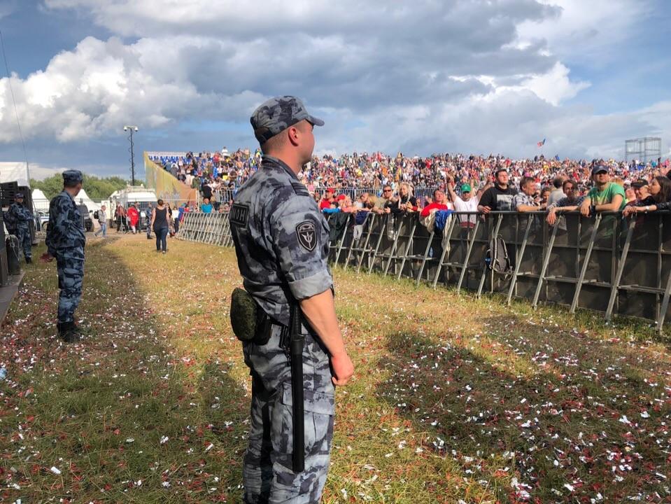 Найдено 13 пропавших на фестивале