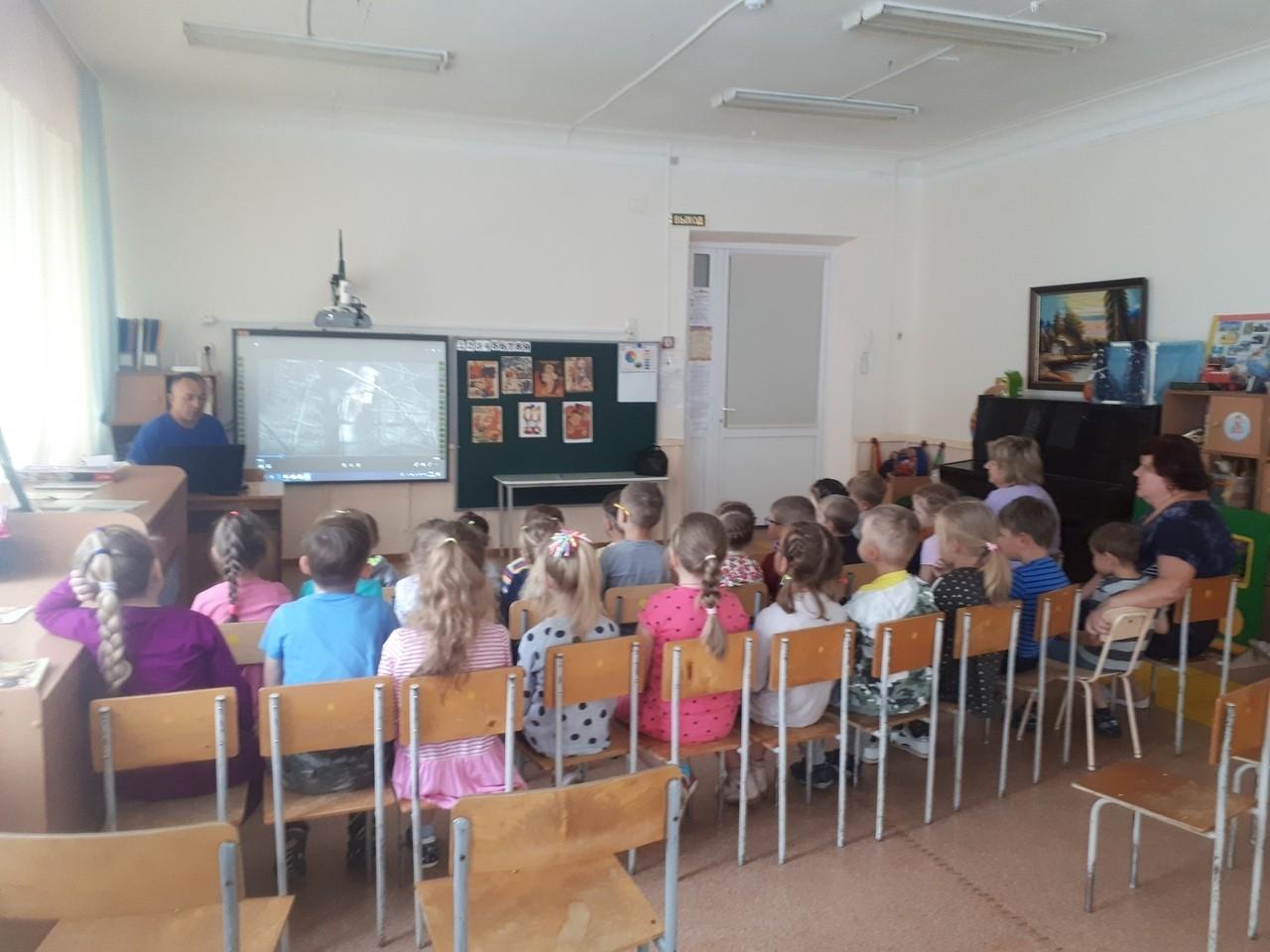 Профилактика в МДОУ №15 города Ржева