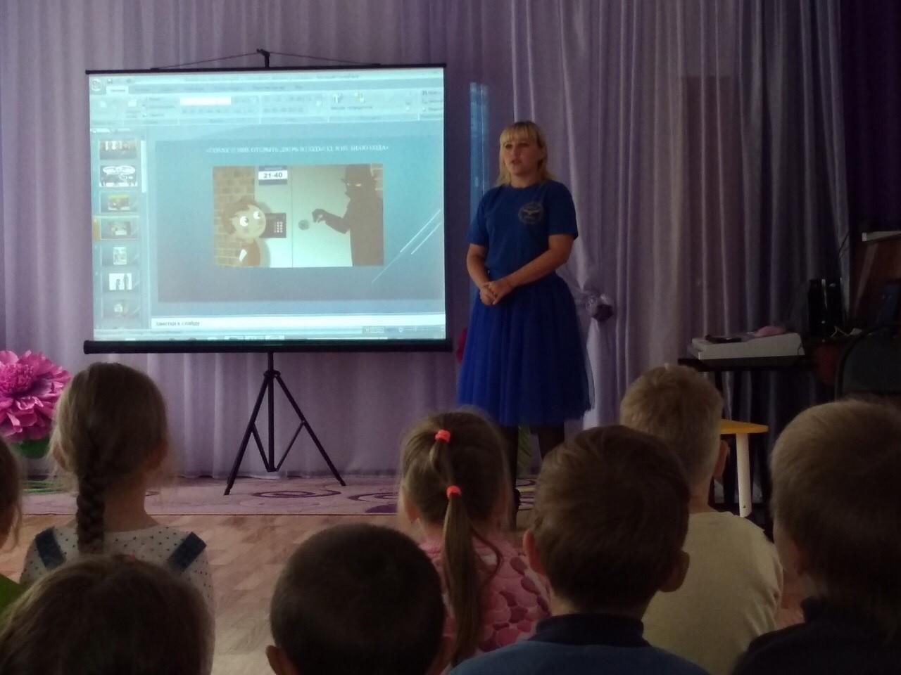 Профилактика в Детском саду №2 города Бежецка