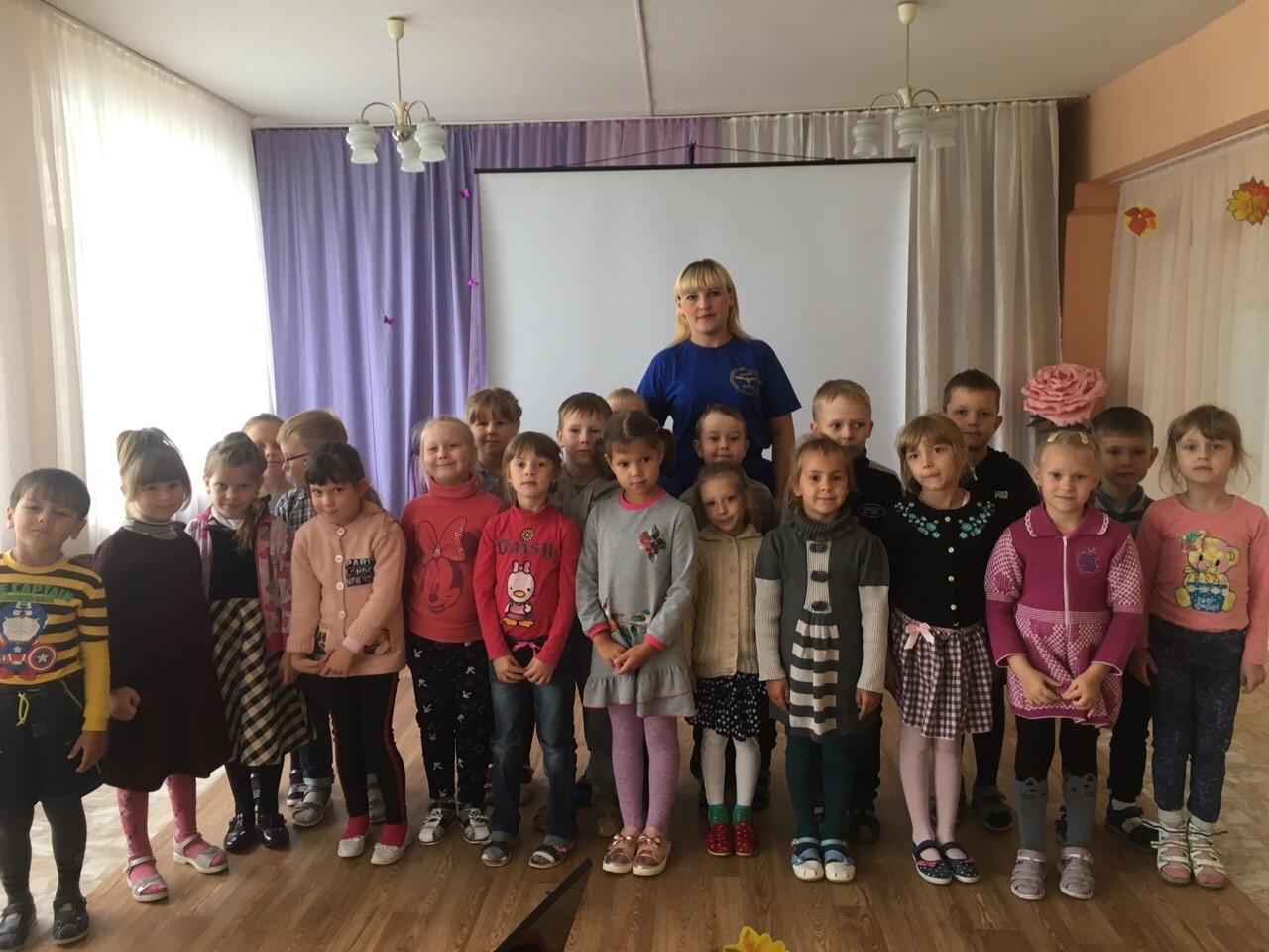 Профилактика в детском саду №9 города Бежецка