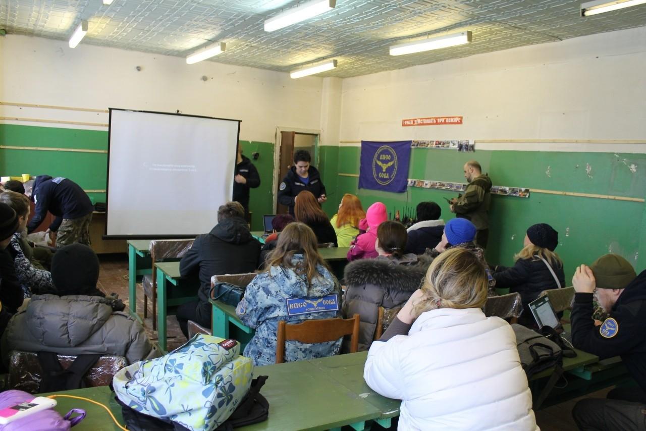 Открытая встреча в Конаково
