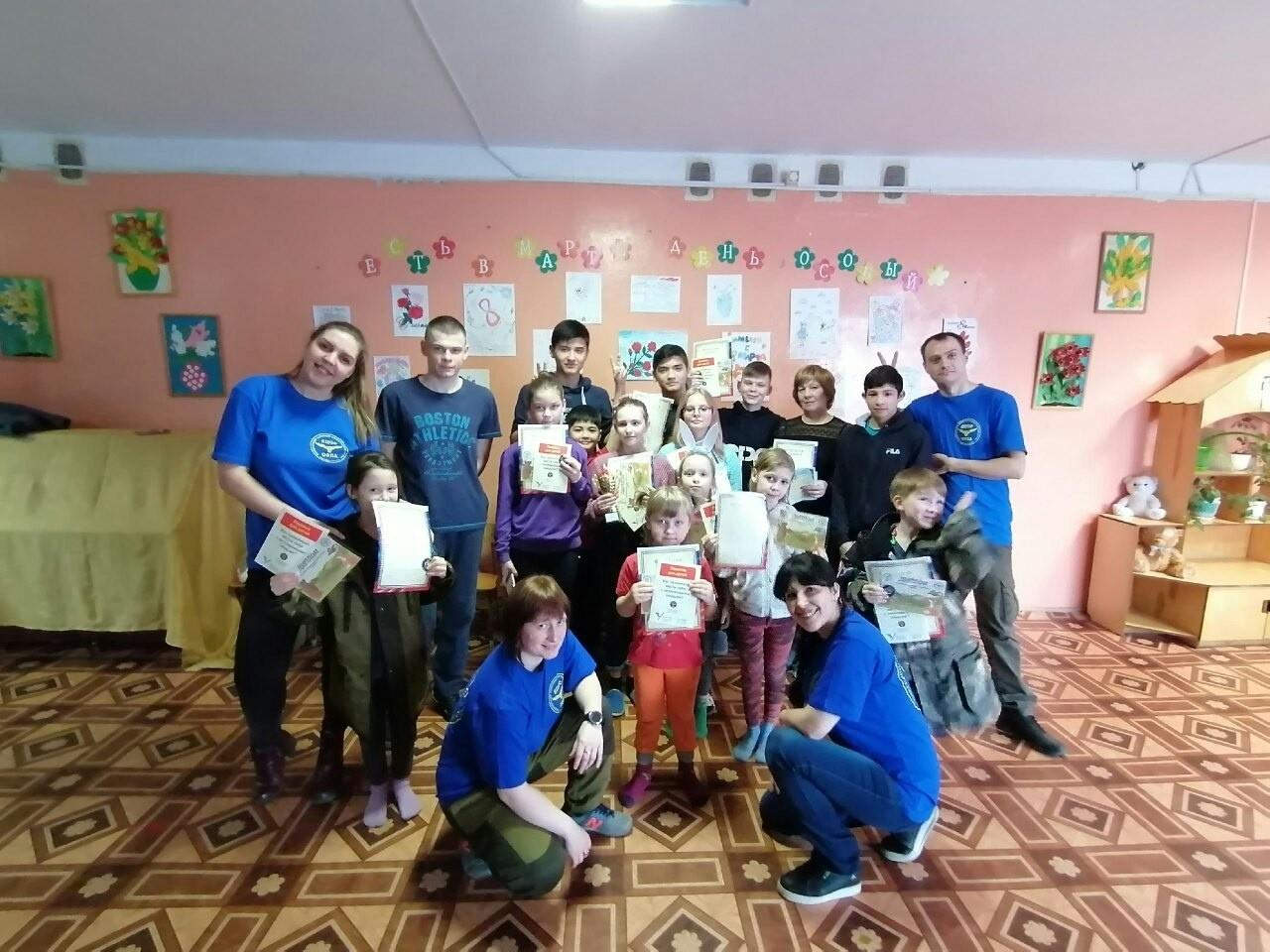 Профилактическая встреча с воспитанниками ГБУ Социально-реабилитационный центр
