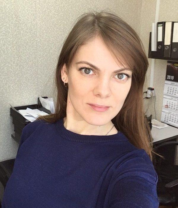 Надежда Шнурова