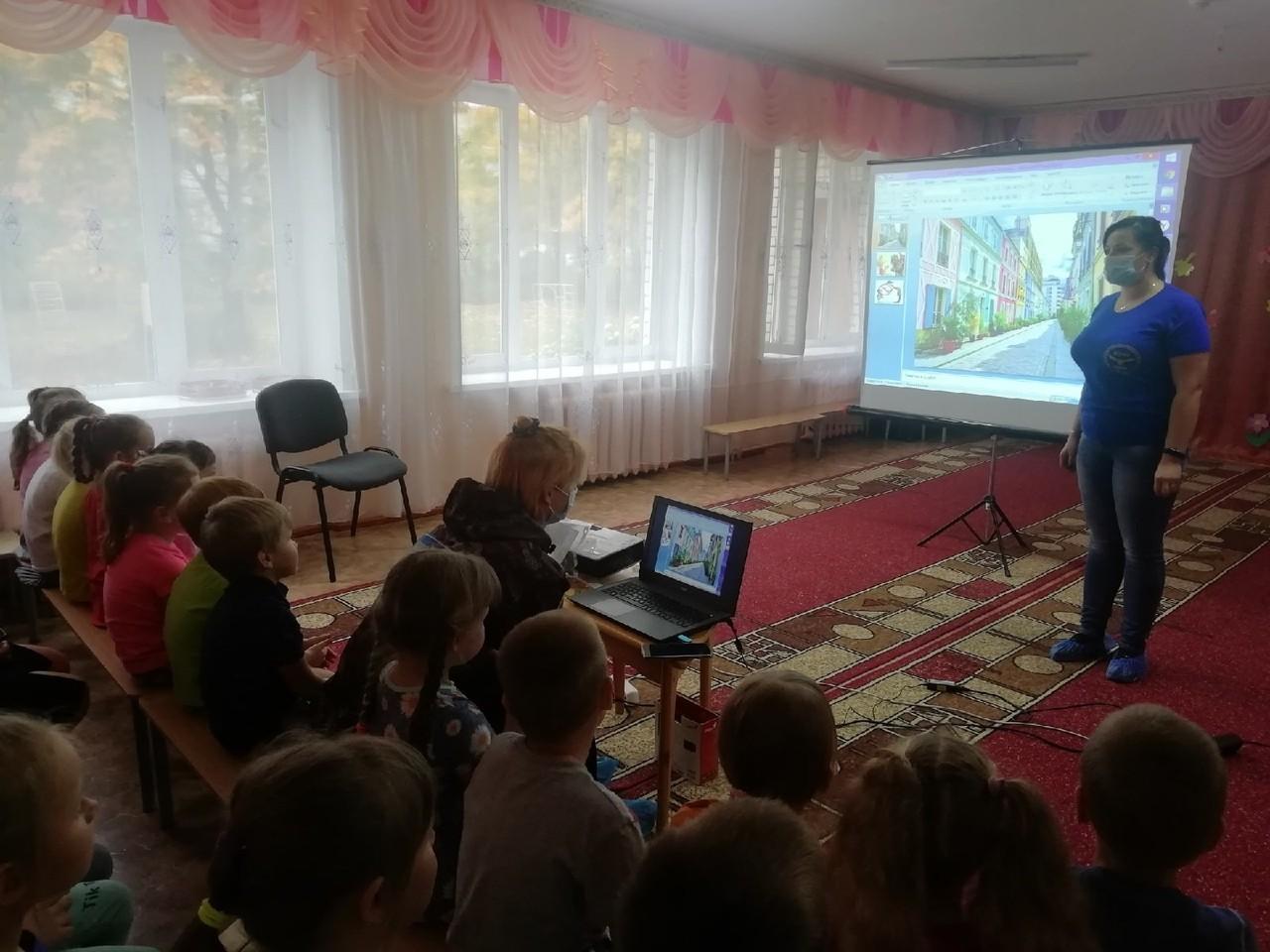Профилактика в МБДОУ «Солнечный детский сад»
