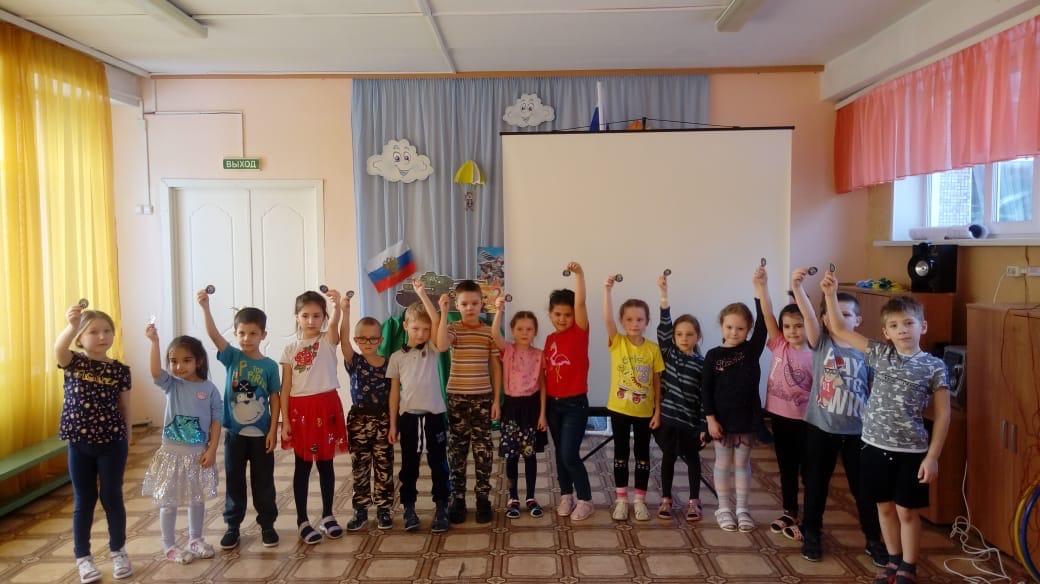 Профилактика в МБДОУ детский сад N55 г. Твери