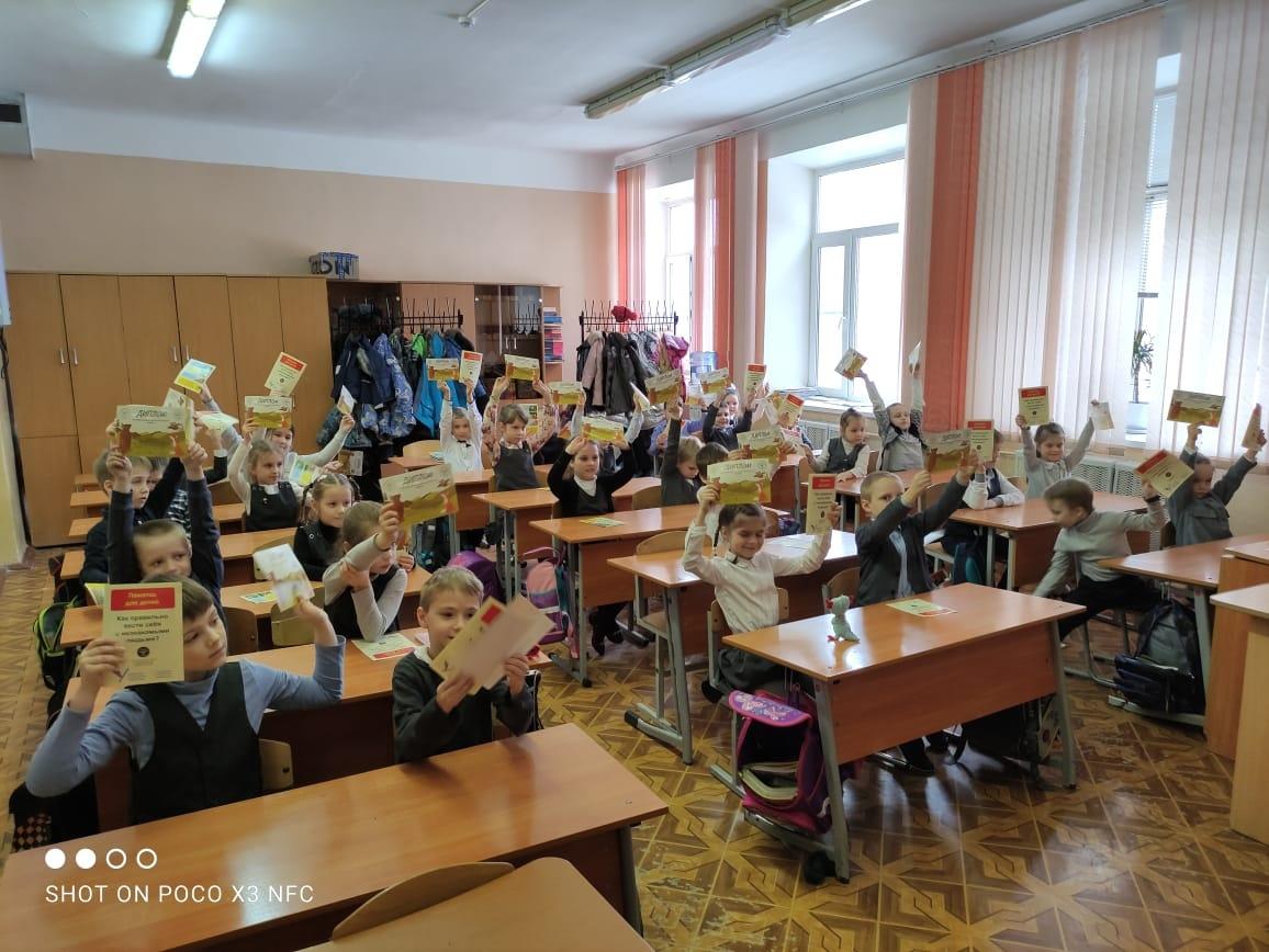 Сто пятьдесят детей научились безопасности в Твери на этой неделе